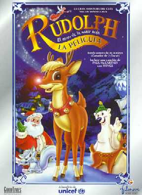 rudolph Pel�culas navide�as infantiles