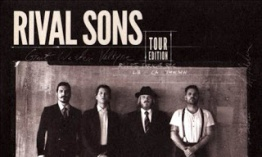 Rival sons Great western Valkyria (tour edition [2015]) La emotiva pasión del Hard rock de los setenta