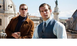 Guy Ritchie ('Snatch') tambi�n trae avance de la peli de espionaje 'The Man from U.N.C.L.E.'