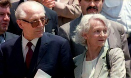 Muere en Chile Margot Honecker, viuda del ex l�der de la RDA