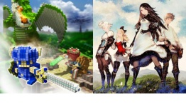 Silicon Studio (Bravely Default, 3D Dot Game Heroes) escinde su departamento de desarrollo de juegos creando Creek and River