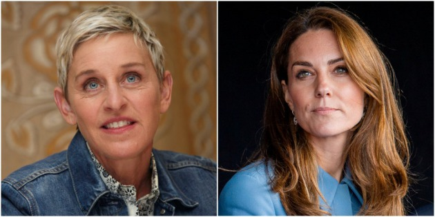 La duquesa de Cambridge, Kate Middleton, y la humorista y presentadora Ellen DeGeneres son descendientes del general Thomas Fairfax.