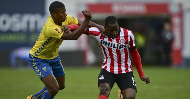 El PSV empata 3-3 en Estoril y se clasifica en la Europa League
